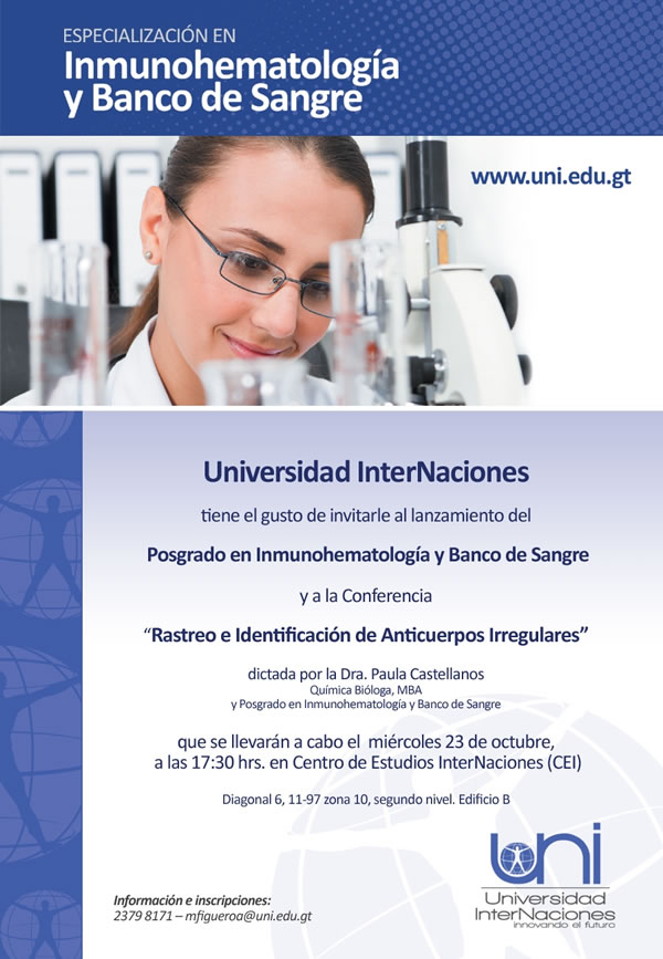 Maestr�as Universidad InterNaciones